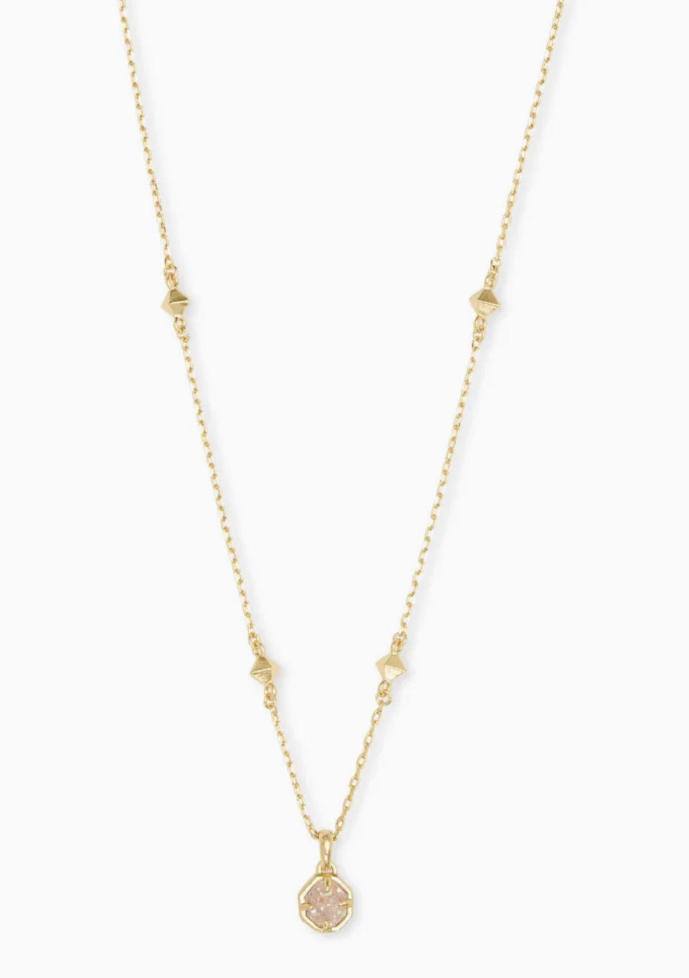 Kendra Scott Nola Gold Pendant Necklace *multiple colors available
