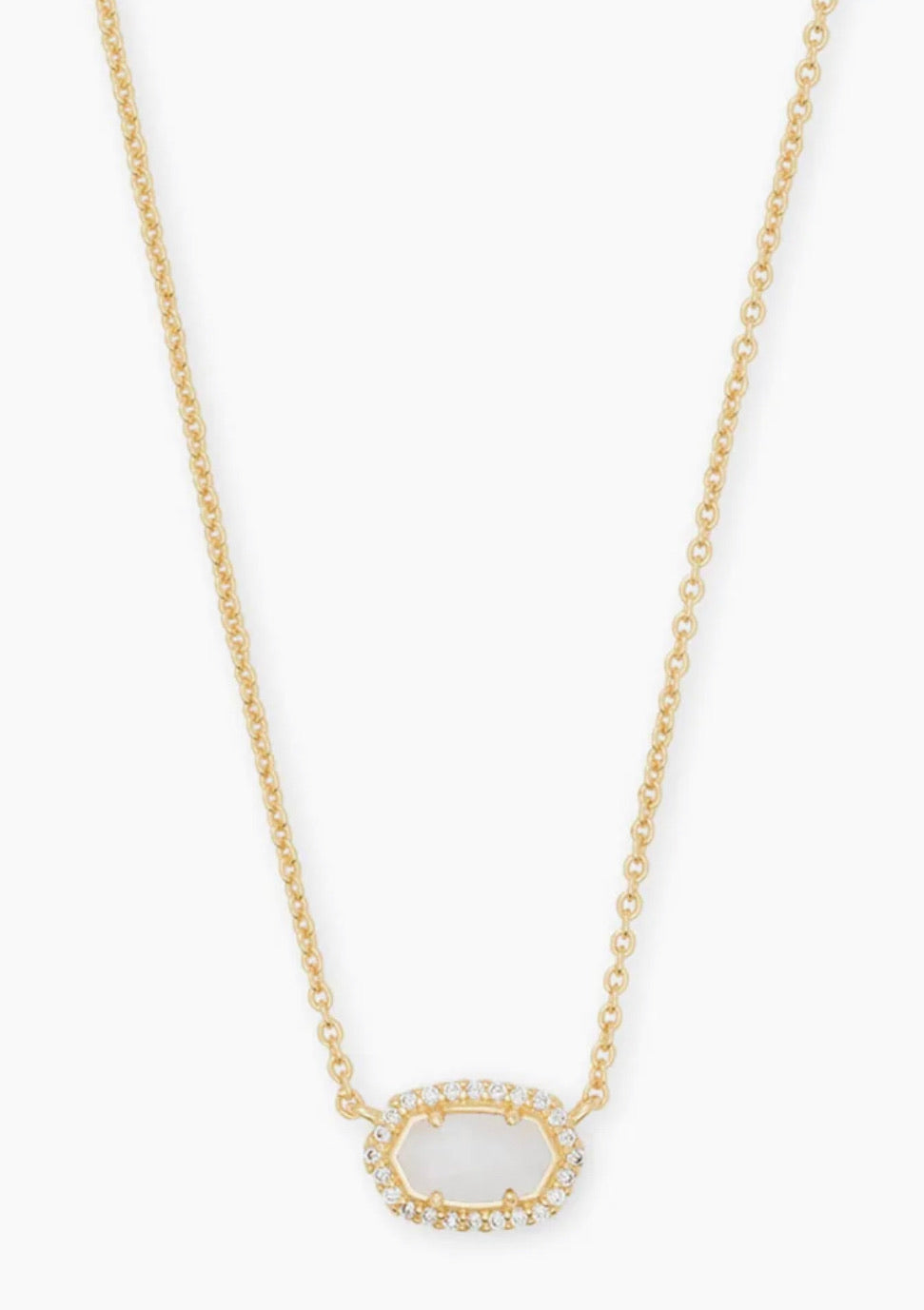 Kendra Scott Chelsea Pendant Necklace In Ivory Pearl *multiple colors available