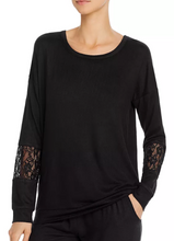 Load image into Gallery viewer, Black Lace Top