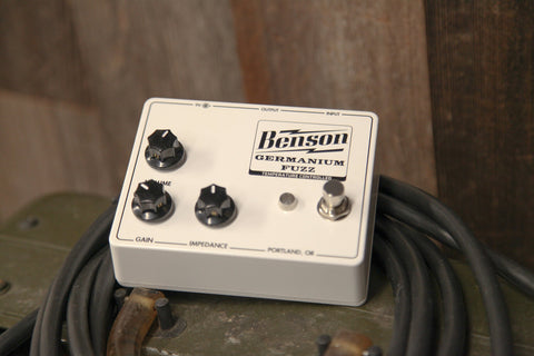 Benson Germanium Fuzz