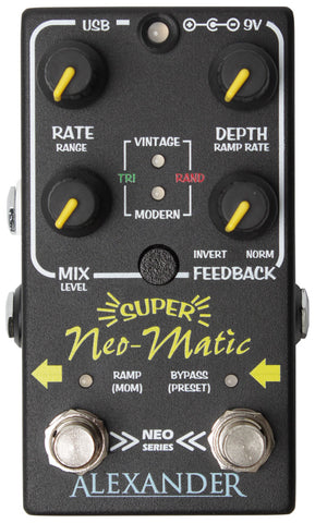 Alexander Super Neo-Matic