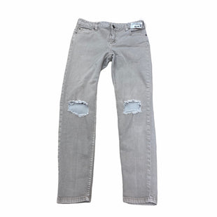 Primary Photo - BRAND: FREE PEOPLE STYLE: PANTS COLOR: GREY SIZE: S OTHER INFO: 29 SKU: 207-207283-352