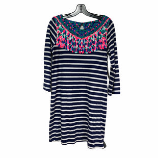 Primary Photo - BRAND: LILLY PULITZER STYLE: DRESS DESIGNER COLOR: NAVY SIZE: M SKU: 207-207264-11760