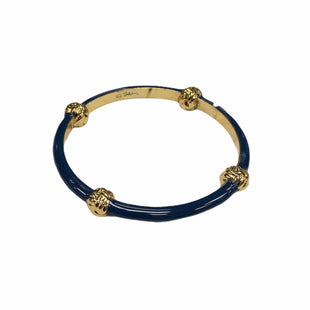 Primary Photo - BRAND: LILLY PULITZER STYLE: BRACELET COLOR: BLUE OTHER INFO: BLUE AND GOLD BANGLE SKU: 207-207287-4178