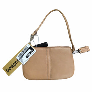 Primary Photo - BRAND: COACH STYLE: WRISTLET COLOR: TAN OTHER INFO: AS IS SKU: 207-207299-736