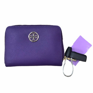 Primary Photo - BRAND: TORY BURCH STYLE: WALLET COLOR: PURPLE SIZE: SMALL OTHER INFO: ROBINSON SMART-PHONE WRISTLET SKU: 207-207291-1184
