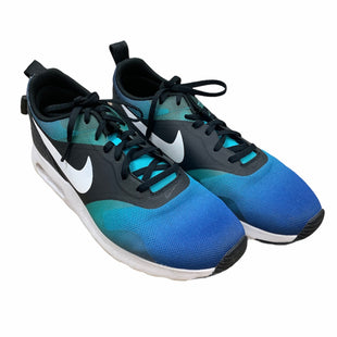 Primary Photo - BRAND: NIKE STYLE: SHOES ATHLETIC COLOR: BLUE GREEN SIZE: 10 SKU: 207-207283-663