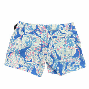 Primary Photo - BRAND: LILLY PULITZER STYLE: SHORTS COLOR: BLUE SIZE: 4 SKU: 207-207291-1804
