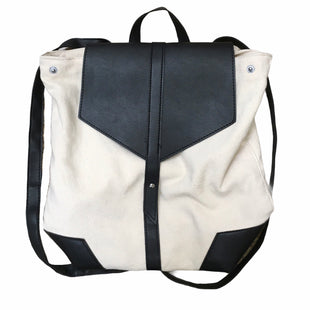 Primary Photo - BRAND:    CLOTHES MENTOR STYLE: BACKPACK COLOR: CREAM SIZE: SMALL SKU: 207-207288-479