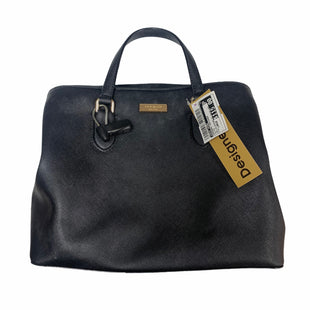Primary Photo - BRAND: KATE SPADE STYLE: HANDBAG DESIGNER COLOR: BLACK SIZE: LARGE OTHER INFO: AS IS MODEL NUMBER: EVANGELIE LAUREL WAY SKU: 207-207294-153