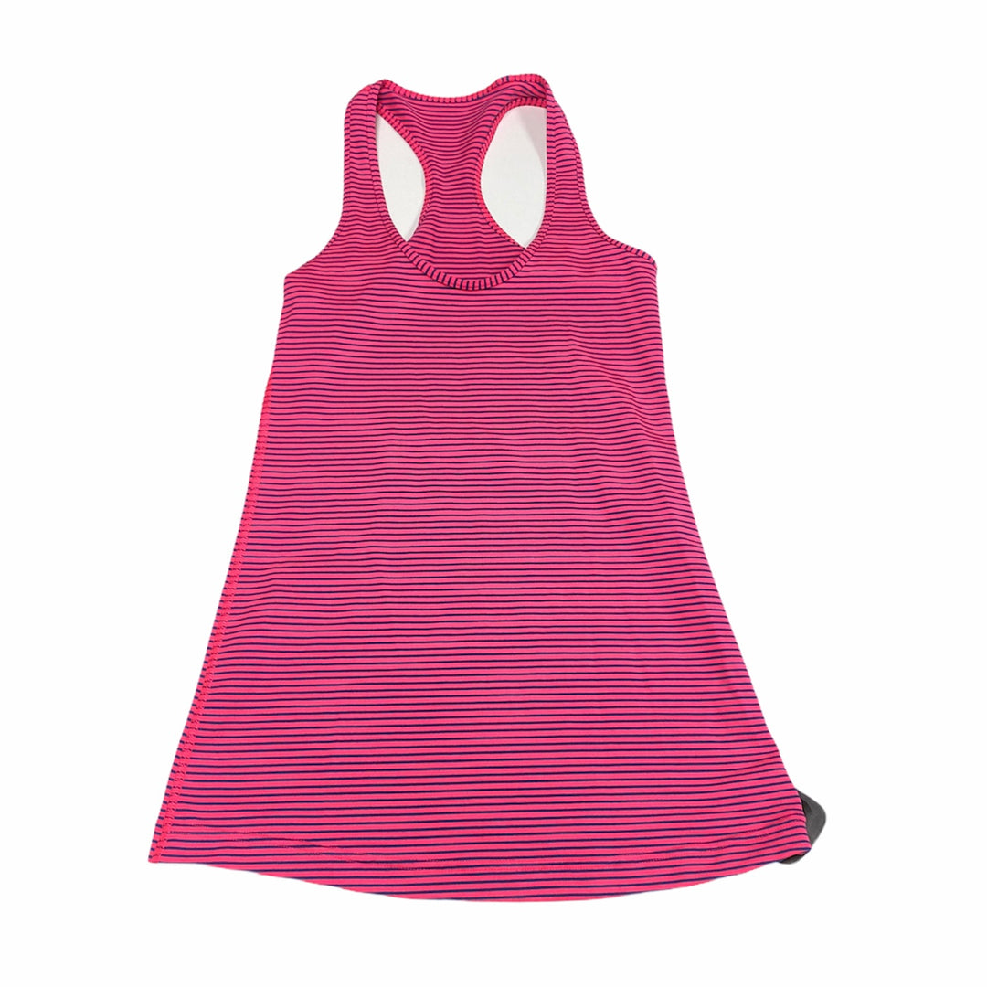 Primary Photo - BRAND: LULULEMON <BR>STYLE: ATHLETIC TANK TOP <BR>COLOR: PINK <BR>SIZE: S <BR>OTHER INFO: 4 <BR>SKU: 207-207139-57664