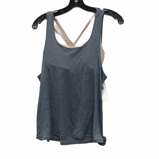 Primary Photo - BRAND: LULULEMON STYLE: ATHLETIC TANK TOP COLOR: GREY SIZE: 6 SKU: 207-207287-2376