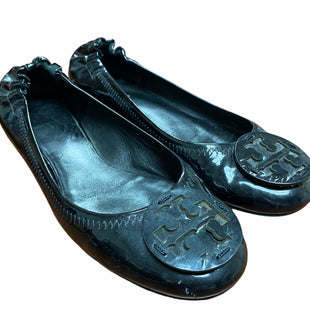 Primary Photo - BRAND: TORY BURCH STYLE: SHOES DESIGNER COLOR: BLACK SIZE: 9 OTHER INFO: AS IS SKU: 207-207256-5257