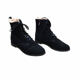Primary Photo - BRAND: TOMS STYLE: BOOTS ANKLE COLOR: BLACK SIZE: 8 SKU: 207-207139-55062
