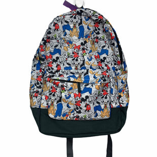 Primary Photo - BRAND: DISNEY STORE STYLE: BACKPACK COLOR: GREY SIZE: LARGE OTHER INFO: MICKEY MOUSE SKU: 207-207299-1693