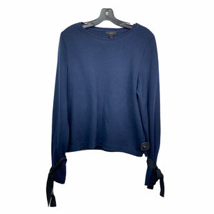 Primary Photo - BRAND: J CREW STYLE: TOP LONG SLEEVE COLOR: NAVY SIZE: L SKU: 207-207139-55576