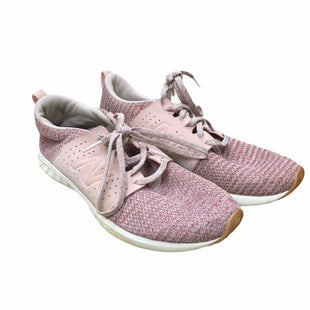 Primary Photo - BRAND: NEW BALANCE STYLE: SHOES ATHLETIC COLOR: PINK SIZE: 7 SKU: 207-207139-55276