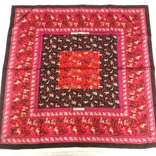 Primary Photo - BRAND: HERMES STYLE: SCARF COLOR: PINK OTHER INFO: AS IS - LIGHT MARKSSKU: 207-207106-39722.