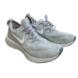 Primary Photo - BRAND: NIKE STYLE: SHOES ATHLETIC COLOR: GREY SIZE: 7.5 OTHER INFO: AS IS SKU: 207-207139-57215