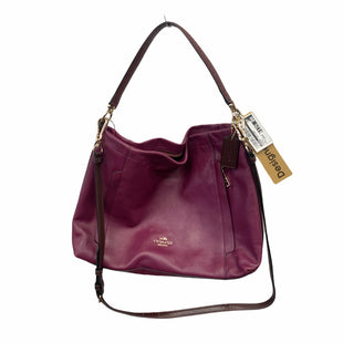 Primary Photo - BRAND: COACH STYLE: HANDBAG DESIGNER COLOR: PURPLE SIZE: LARGE OTHER INFO: AS IS SKU: 207-207299-745