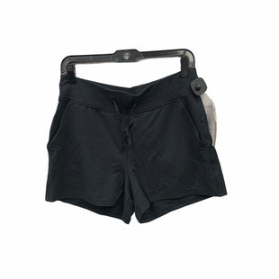 Primary Photo - BRAND: LULULEMON STYLE: ATHLETIC SHORTS COLOR: BLACK SIZE: 8 SKU: 207-207256-4933
