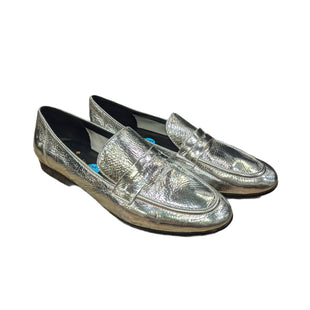 Primary Photo - BRAND: KATE SPADE STYLE: SHOES DESIGNER COLOR: SILVER SIZE: 7.5 OTHER INFO: AS IS SKU: 207-207288-4241