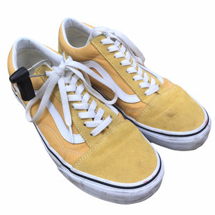 Primary Photo - BRAND: VANS STYLE: SHOES LOW HEEL COLOR: YELLOW SIZE: 11 SKU: 207-207288-4859