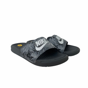 Primary Photo - BRAND: NIKE STYLE: SANDALS FLAT COLOR: GREY SIZE: 7 SKU: 207-207288-4984