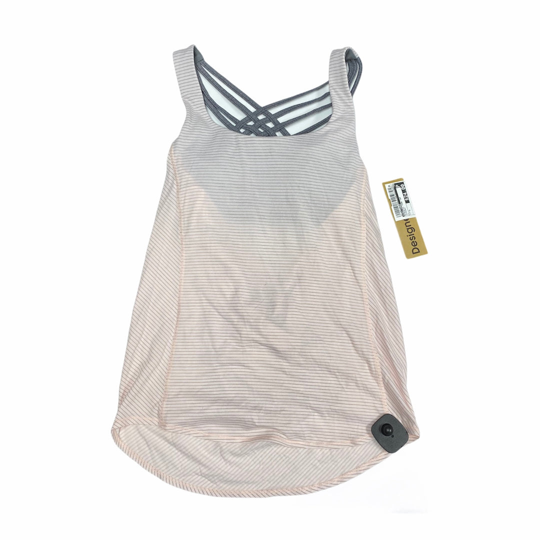 Primary Photo - BRAND: LULULEMON <BR>STYLE: ATHLETIC TANK TOP <BR>COLOR: PINKGRAY <BR>SIZE: S <BR>OTHER INFO: 4 <BR>SKU: 207-207139-57666