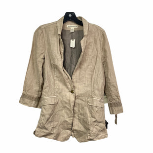 Primary Photo - BRAND: ANTHROPOLOGIE STYLE: JACKET OUTDOOR COLOR: CREAM SIZE: S OTHER INFO: MARRAKECH SKU: 207-207234-6875