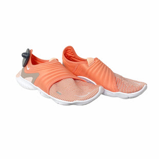 Primary Photo - BRAND: NIKE STYLE: SHOES ATHLETIC COLOR: ORANGE SIZE: 8.5 SKU: 207-207278-4706