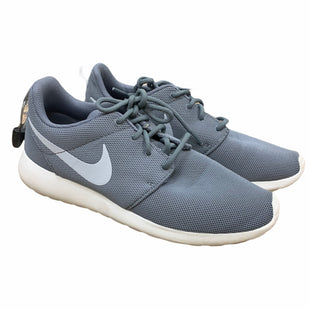 Primary Photo - BRAND: NIKE STYLE: SHOES ATHLETIC COLOR: GREY SIZE: 8.5 SKU: 207-207287-2119