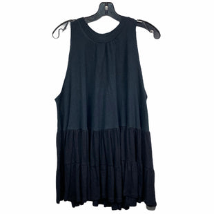 Primary Photo - BRAND: FREE PEOPLE STYLE: DRESS SHORT SLEEVELESS COLOR: BLACK SIZE: S SKU: 207-207287-1416