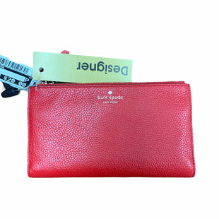 Primary Photo - BRAND: KATE SPADE STYLE: CLUTCH COLOR: RED OTHER INFO: AS IS SKU: 207-207288-4996
