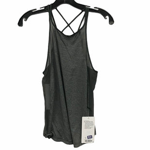 Primary Photo - BRAND: LULULEMON STYLE: ATHLETIC TANK TOP COLOR: GREEN SIZE: 4 SKU: 207-207287-2377