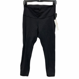 Primary Photo - BRAND: LULULEMON STYLE: ATHLETIC PANTS COLOR: BLACK SIZE: 8 OTHER INFO: AS IS SKU: 207-207256-4934