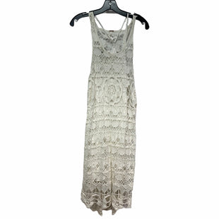 Primary Photo - BRAND: FREE PEOPLE STYLE: DRESS SHORT SLEEVELESS COLOR: WHITE SIZE: XS SKU: 159-159240-397