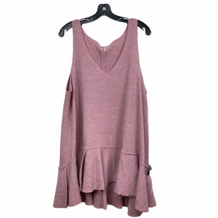 Primary Photo - BRAND: FREE PEOPLE STYLE: DRESS SHORT SLEEVELESS COLOR: PURPLE SIZE: S SKU: 207-207278-6994