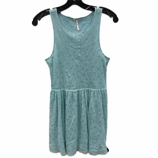 Primary Photo - BRAND: FREE PEOPLE STYLE: DRESS SHORT SLEEVELESS COLOR: MINT SIZE: S SKU: 207-207264-11838
