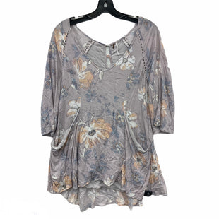 Primary Photo - BRAND: FREE PEOPLE STYLE: DRESS SHORT LONG SLEEVE COLOR: PURPLE SIZE: M SKU: 207-207278-7998