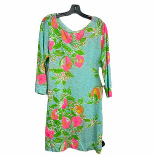 Primary Photo - BRAND: LILLY PULITZER STYLE: DRESS DESIGNER COLOR: LIME GREEN SIZE: L SKU: 207-207264-11737