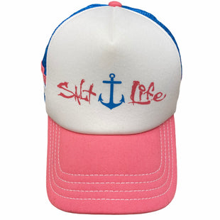 Primary Photo - BRAND:    CLOTHES MENTOR STYLE: HAT COLOR: PINK OTHER INFO: SALT LIFE - SKU: 207-207264-11430