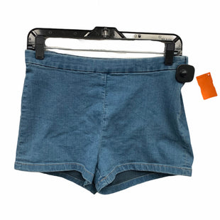 Primary Photo - BRAND: FREE PEOPLE STYLE: SHORTS COLOR: DENIM SIZE: 6 SKU: 207-207288-2470