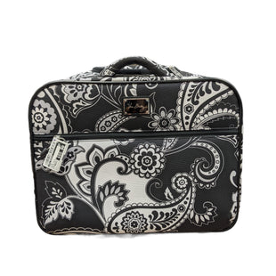 Primary Photo - BRAND: VERA BRADLEY STYLE: TOTE COLOR: BLACK WHITE SIZE: MEDIUM OTHER INFO: AS IS- SUITCASE SKU: 207-207139-57819
