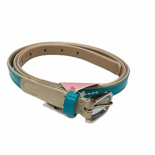 Primary Photo - BRAND: NEW YORK AND CO STYLE: BELT COLOR: BLUE SIZE: L SKU: 207-207278-575