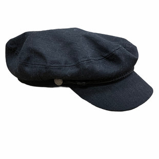 Primary Photo - BRAND: H&M STYLE: HAT COLOR: BLACK OTHER INFO: NEWSBOY CAP SKU: 207-207287-1527