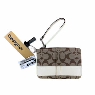 Primary Photo - BRAND: COACH STYLE: WRISTLET COLOR: TAN OTHER INFO: AS IS SKU: 207-207299-735