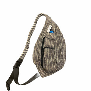 Primary Photo - BRAND: KAVU STYLE: BACKPACK COLOR: BROWN SIZE: MEDIUM OTHER INFO: AS IS - LIGHT WEAR ON INSIDE LININGSKU: 207-207234-7697