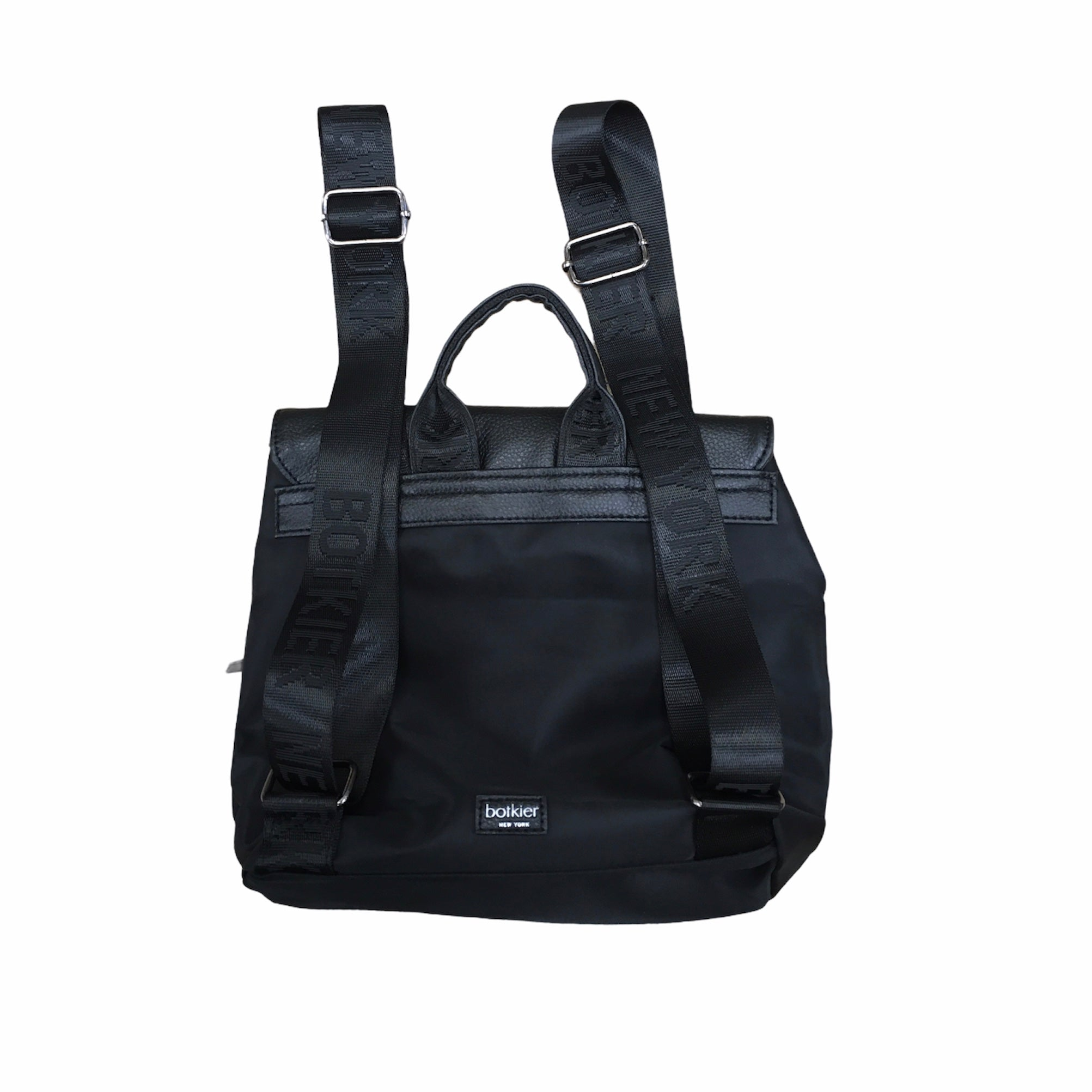 Photo #1 - BRAND: BOTKIER <BR>STYLE: BACKPACK <BR>COLOR: BLACK <BR>SIZE: SMALL <BR>SKU: 207-207278-5379