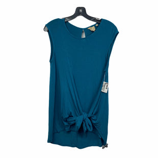 Primary Photo - BRAND: ANTHROPOLOGIE STYLE: TOP SLEEVELESS COLOR: BLUE SIZE: S SKU: 207-207256-5083